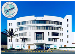 "Ghassan Najib Pharaon Hospital completes Temos' ""COVID-19 Safe"" program"